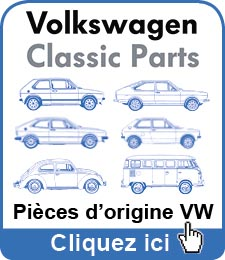 More then 50.000 products, direct from the warehouses of Volkswagen Classic Parts in Germany! (also for watercooled VWs)