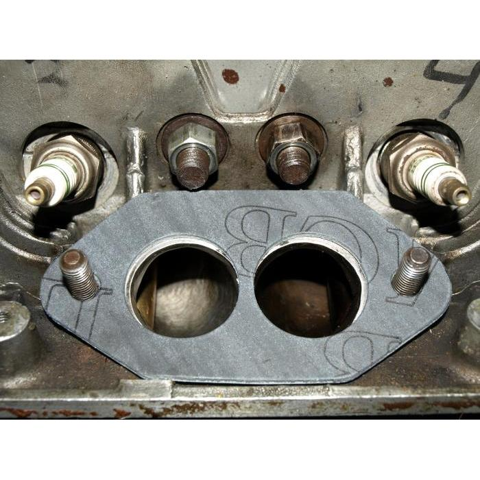 Heavy Duty inlet gasket (without center pin hole) (Per Pair)