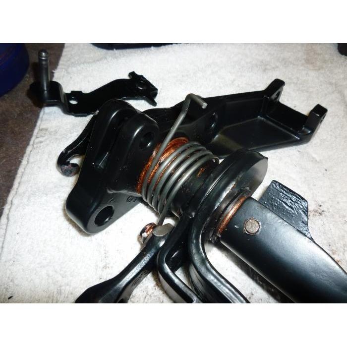 Volkswagen Beetle Brake Pedal Spring Number 3273 131 721 163