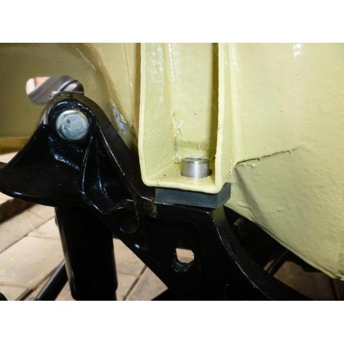 Vw Beetle Body Parts Uk: Volkswagen Beetle Body To Rear Shock Tower Pad (15 Mm