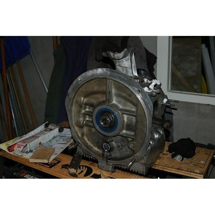 Crank seal (flywheel side)