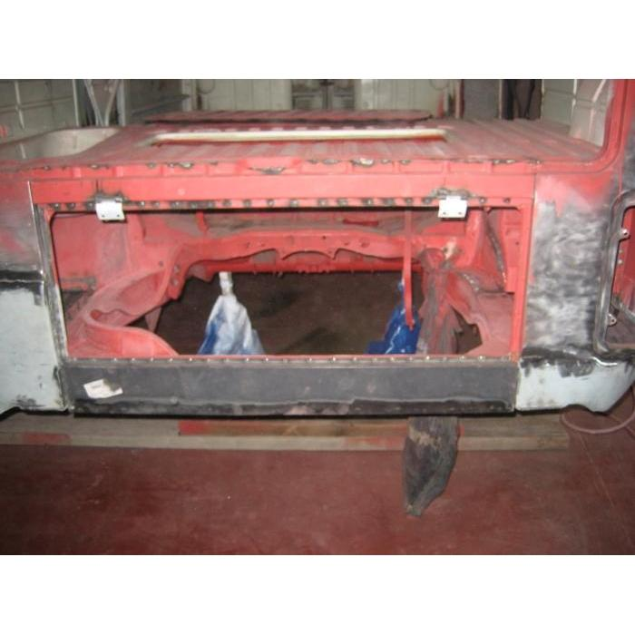 Rear valance outer panel