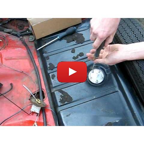 Fuel tank sender B-quality (electric)
