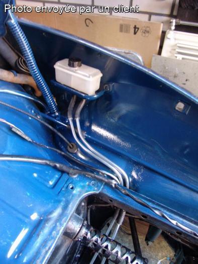volkswagen coccinelle tuyaux pour r servoir pour liquide de frein 4 pi ces num ro 1276 113. Black Bedroom Furniture Sets. Home Design Ideas