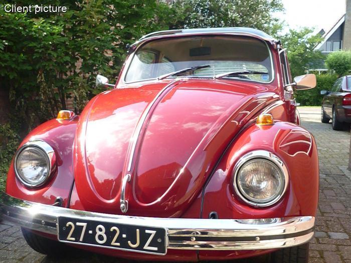volkswagen beetle perspex sun visor smoke number