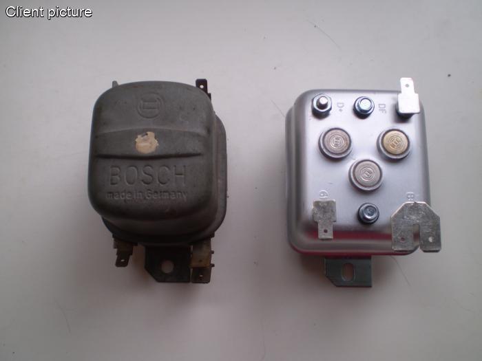 Volkswagen Beetle Voltage Regulator 12 Volt Generator