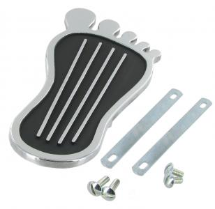 Big Foot accelerator pedal cover