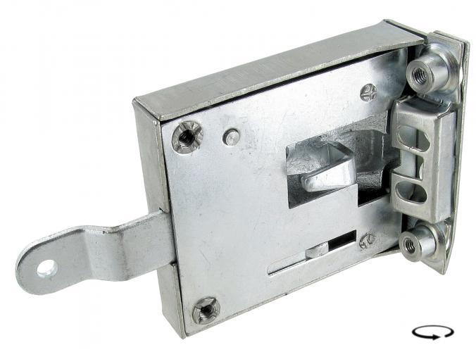 Cabin door lock with internal locking mechanism  sc 1 st  Paruzzi & Volkswagen Cabin door lock with internal locking mechanism number ... pezcame.com
