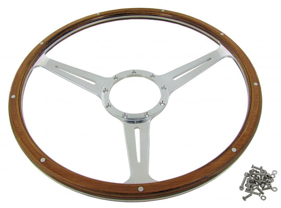 volkswagen coccinelle volant de direction nardi en bois diam tre 40 cm num ro 2749. Black Bedroom Furniture Sets. Home Design Ideas