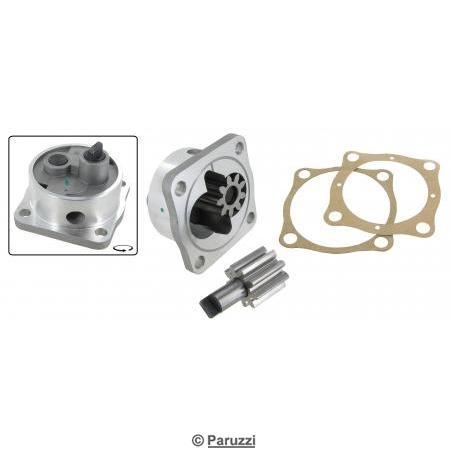 Paruzzi: Beetle engine parts: oil pumps oil fillers dipsticks