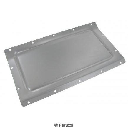 Air duct cover plate
