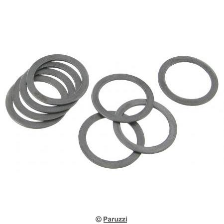 Rocker shaft shims for high-ratio rocker kit #1780 and #1781 (8 pieces)