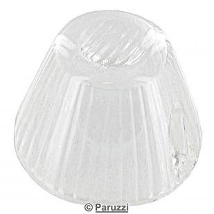 Clear turn signal lens front (each)