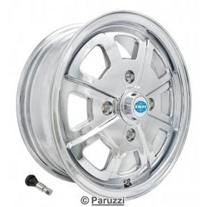 914 Alloy wheel chrome each