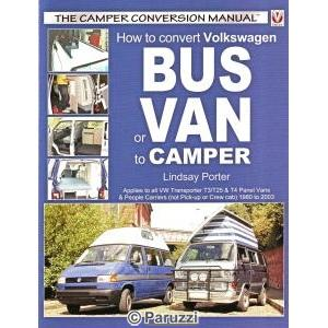 Boek: How to convert VW bus or Van to Camper