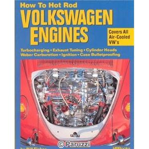 Boek How to hotrod VW engines