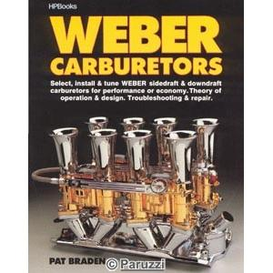 Boek Weber carburetors