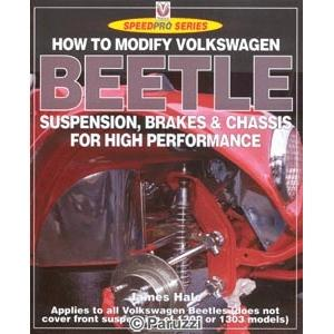 Boek: How to modify Volkswagen Beetle Chassis