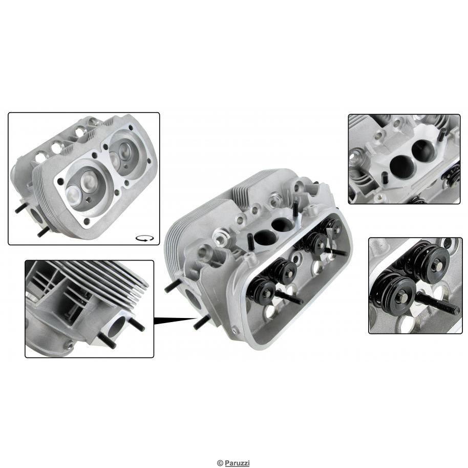 EMPI GTV-2 big-bore cylinder head (each)