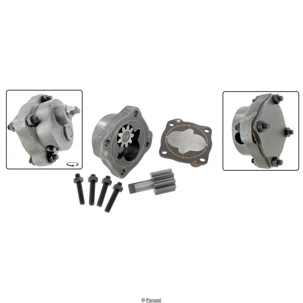 Heavy duty oil pump (cast iron) 30 mm gears