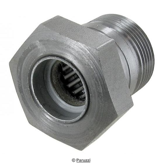 Stock gland nut included pilot bearing
