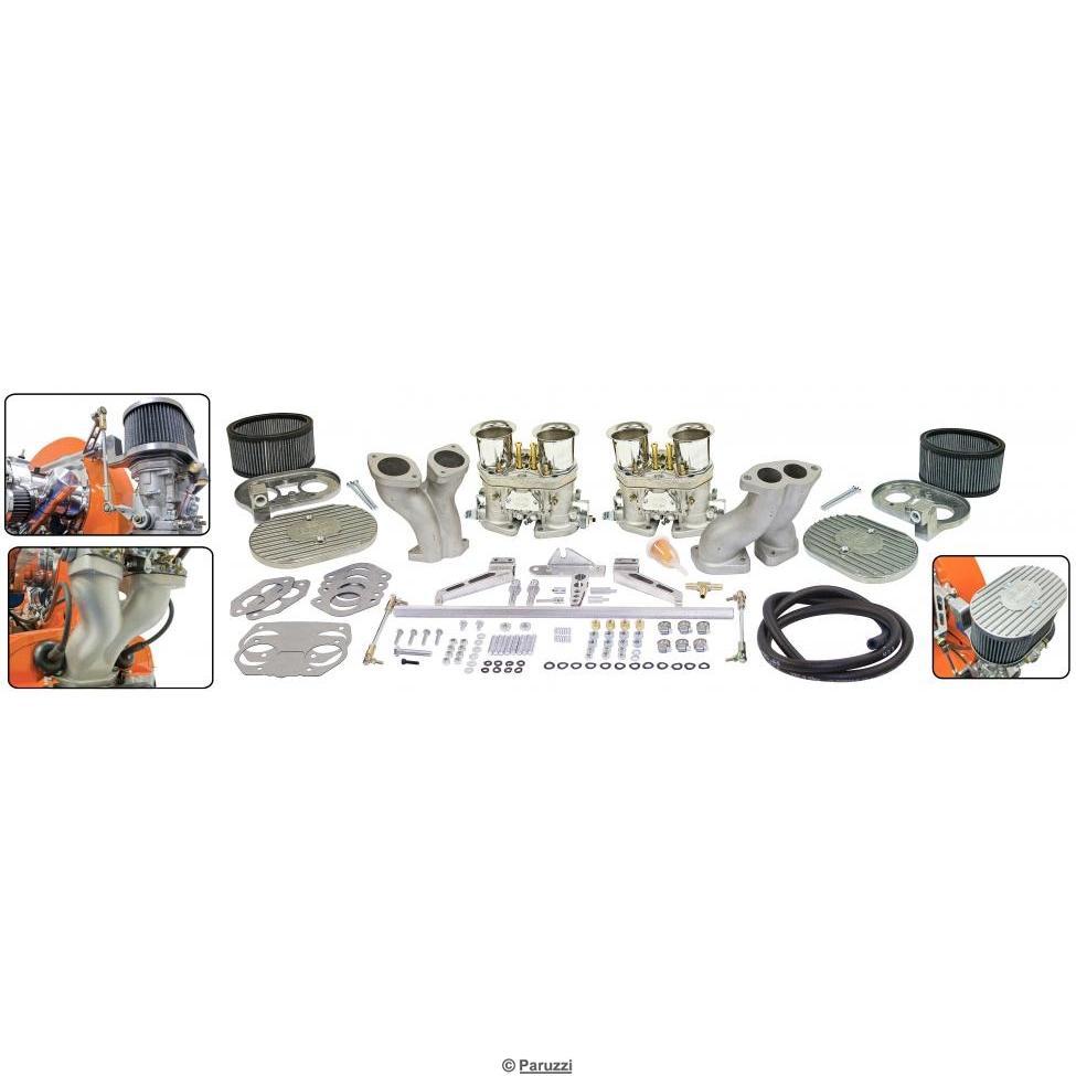 Dual EMPI Ultra HPMX 40 carburetor kit